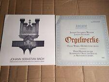 Organo Musica-Schoof (con dedica!)/Lubecca-Heintze/reinhardtsgrimma - 2 LP