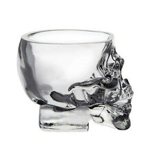HOT Crystal Skull Head Vodka Whiskey Shot Glass Cup Drinking Ware Home Bar Cup
