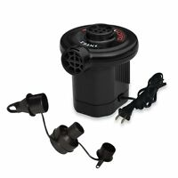 Intex Quick-Fill AC Electric Air Pump Fast For Mattress Bed Ball Pool Slide Boat