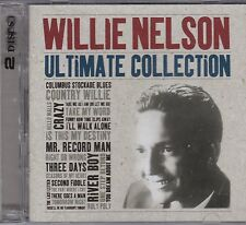 WILLIE NELSON  - ULTIMATE COLLECTION on 2 CD's - NEW -