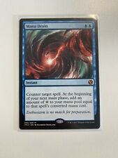 MANA DRAIN - Iconic Masters - MTG - magic Instant blue mythic NM ENG