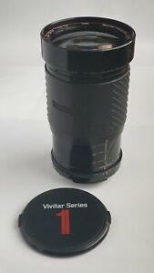 Vivitar Series 1 macro focussing  28-105mm zoom lens Nikon F mount