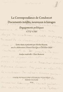 La Correspondance de Condorcet