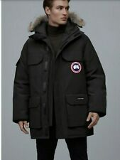CANADA GOOSE expedition fur-trimmed arctic-tech parka