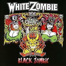 WHITE ZOMBIE – BLACK ZOMBIE LIVE 1992 (NEW/SEALED) CD LIVE