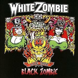 WHITE ZOMBIE – BLACK ZOMBIE LIVE 1992 (NEW/SEALED) CD LIVE