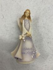 """Foundations Angel Collectible Figurine """"Always An Angel"""" by Enesco 2011 4025647"""