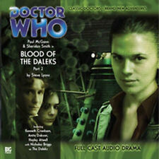 Paul McGann 8th DOCTOR WHO Series #1.2 BLOOD OF THE DALEKS Part 2 (Brand New)