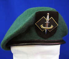 AUSTRALIA 2 COMMANDO REGIMENT ELITE SPECIAL FORCES BERET & BADGE * MEDIUM *