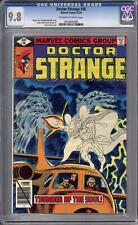 Doctor Strange #36 CGC 9.8 (W)
