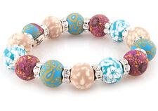 Viva Beads LOVE NATURE Chunky Crystal Bracelet