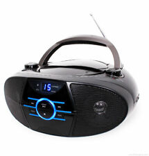 Jensen CD-560 Portable Stereo CD Player with Radio and Bluetooth Capability