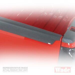 Westin 2006-2008 Dodge Ram (OE Tailgate Cap Rep) Wade Tailgate Cap Black