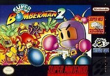 Super Bomberman 2 (Super Nintendo Entertainment System, 1994) GAME ONLY NICE