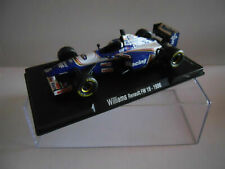 Modellino WILLIAMS RENAULT FW 18 1996 Modellino F1 - DIE CAST 1:43 Damon Hill