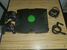 Microsoft Xbox Launch Edition 8Gb Black Console