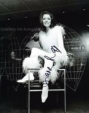 DIANA RIGG as Emma Peel - The Avengers GENUINE AUTOGRAPH UACC (R5871)