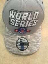 New With Tags New York Mets 2015 MLB World Series Hat 7 1/4 Cap New Era