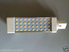 4 X G24 LED maíz Lámpara 2835 Smd Spot downlights Lámpara Iluminación 7w vendedor Reino Unido