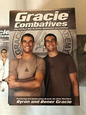 Gracie Combatives Full Set DVD