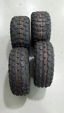 SUZUKI LT80 LT 80 LTZ90 FRONT 20X7-8 REAR 19X8-8 TIRE SET MAXXIS SET 4