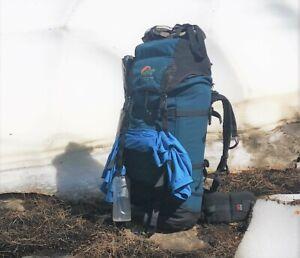 Lowe alpine Cerro Torre APS 65+20 Trekking Rucksack für schwere Lasten
