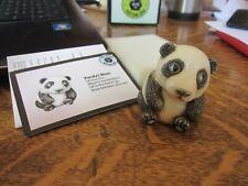 Pot Belly Figurines Rare ~ Pandy The Panda ~ New In Original Box