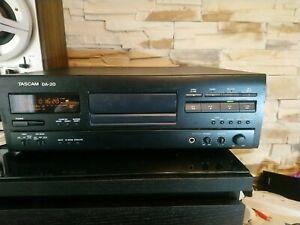 Tascam DA-20 DAT cassette deck