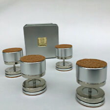 Magnetic levitation feet for hifi isolation 4x10Kg load