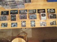 Five Twilight Zone Card Sets 1-2-3-4-5 & The Outer Limits Card Set 6 Sets Total