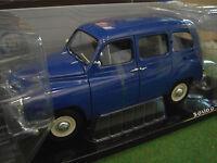 RENAULT COLORALE PRAIRIE 1953 échelle 1/18 fa SOLIDO 421183520 voiture miniature