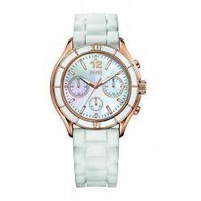 Runde Armbanduhren im Luxus-Stil mit Chronograph für Damen