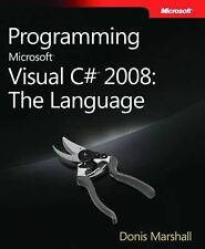 Programming Microsoft® Visual C#® 2008: The Language-ExLibrary