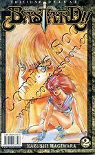 BASTARD DELUXE EDITION 2 - Planet Manga - Panini Comics - NUOVO