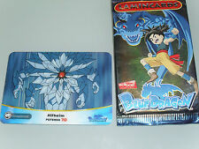 LAMINCARDS EDIBAS  BLUEDRAGON N° 103 ALFHEIM POTENZA 70 LAMIN CARDS