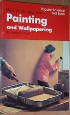 Vintage Popular Science How To Paint and Wallpaper