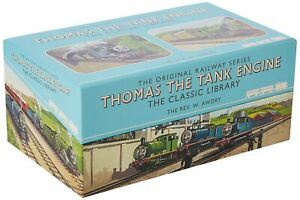Thomas The Tank Engine The Original Railway Series Classic Library 26 Books Coll