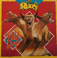 The Rods-Wild Dogs Vinyl LP.1982 Arista SPART 1196.You Keep Me Hangin' On+