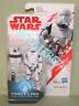 "FIRST ORDER FLAMETROOPER Star Wars 3.75"" Figure 2018 THE LAST JEDI Force Link"
