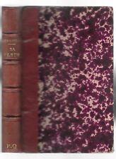 SA FLEUR de FÉLICIEN CHAMPSAUR littérature romantique dédié à Pierre delano 1898