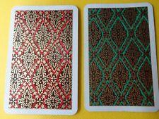 VINTAGE ,  PAIR   , SWAP PLAYING  CARDS.