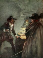 Guy Fawkes Gunpowder Plot 5th of November 6x5 Inch Print p