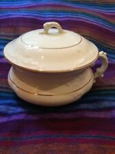 Vintage Antique Tatler & Lawson Soup Tureen With Lid Dish Bowl
