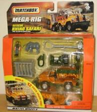 Matchbox Mega-Rig Rhino Safari