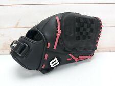 "Wilson Softball Leather Glove - Tempest 13"" A0600 FP13 Pink Black RHT"