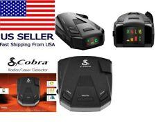 ✅Cobra (Esr-755) 12 Band 360 Degree Radar/Laser Police Detector 5 Level Signals✅