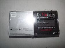 THE UNFOLDER SILVER T HANDPIECE SILVERT AMO --> in box
