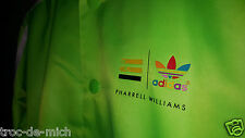 Jacket Adidas Originals By Pharrell Williams green Neuf. T.S / PV boutique 120e