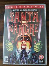 Santa Sangre 2 DVD PAL Reg 2 Special Edition