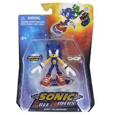 Sonic Free Riders Sonic The Hedgehog Figure New Rare